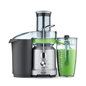 Breville Juice Cold Centrifugal Juicer, Silver